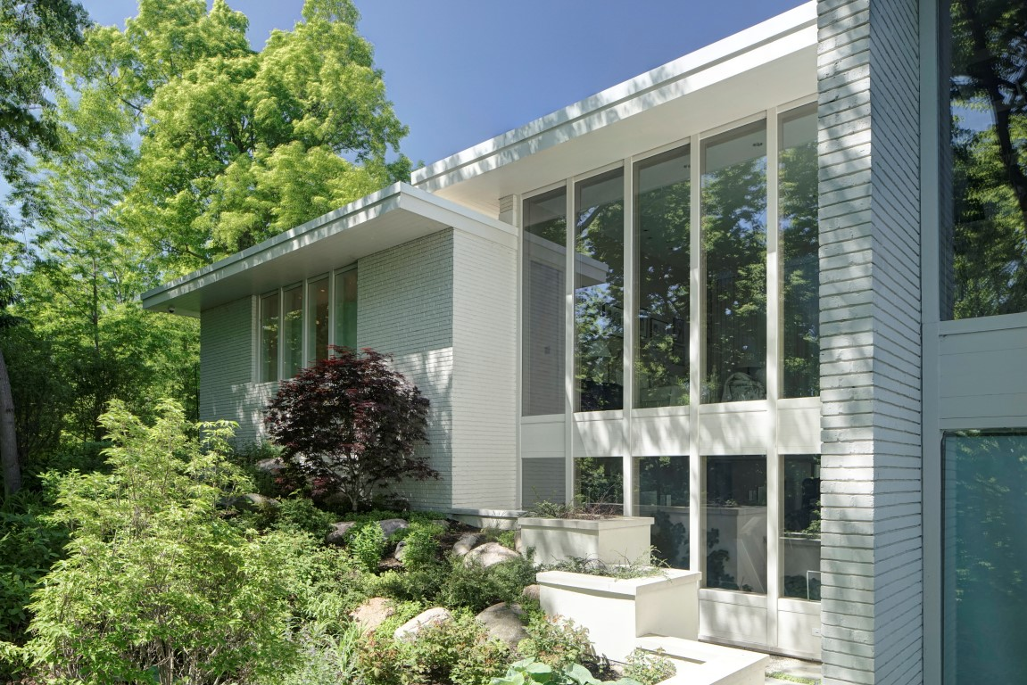 Greatest A Mid Century Modern Addition – Fraerman Associates Architecture FC94